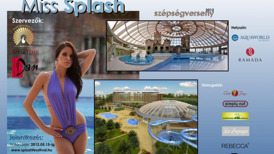 Rebecca Swimwear Miss Splash