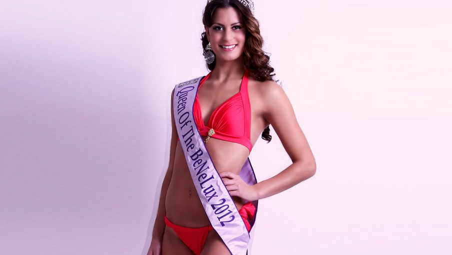 Rebecca Swimwear Queen Of The BeNeLux 2012