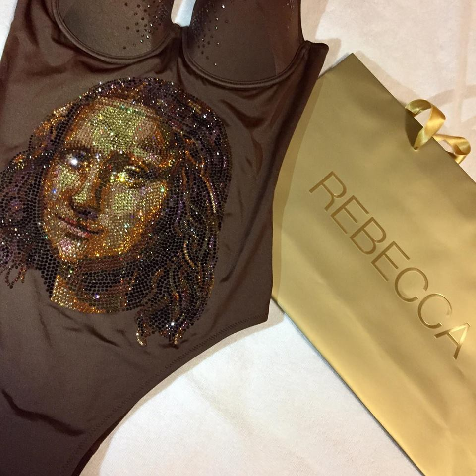 Rebecca Swimwear collection