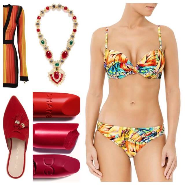 Rebecca Swimwear collection
