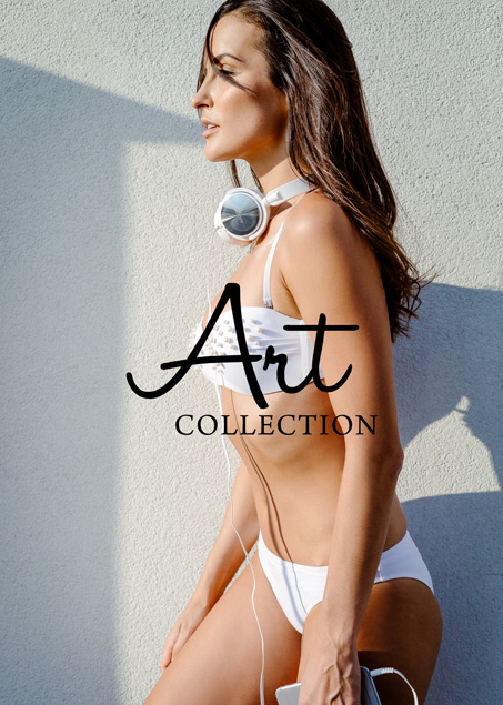 Rebecca Swimwear Art Collection
