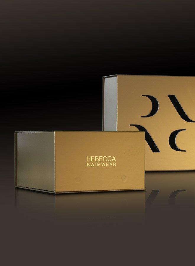 Rebecca Swimwear box